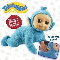 Teletubbies SHUFFLE n' GIGGLE MI-MI - Crawling & Sound Effects